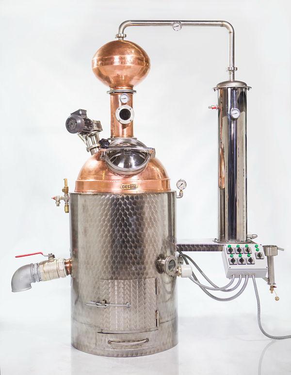 Самогонный дистиллятор медный самогонный аппарат купить в губкине