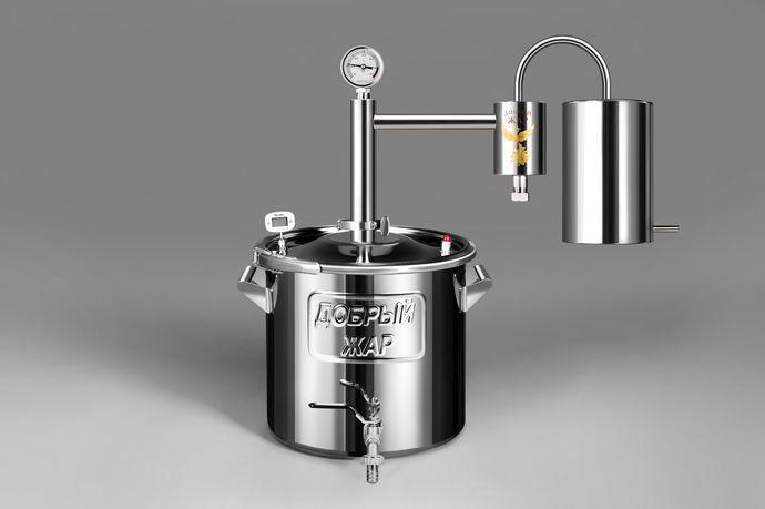 Самогонный аппарат домашний 30 литров самогонный аппарат не для проточной воды купить