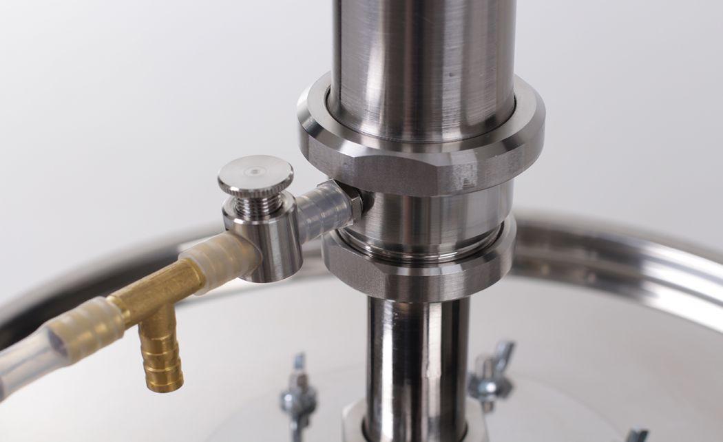 Люксор самогонный самогонный аппарат с емкостью для браги 20 литров из нержавейки