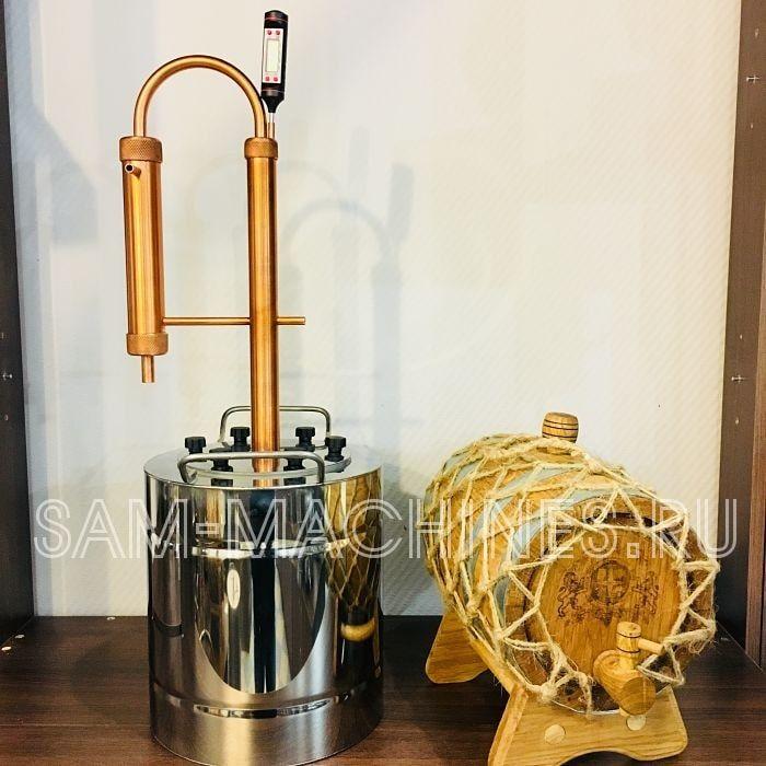 Самогонный аппарат cuprum steel omega plus отзывы самогонные аппараты и ректификационные колонны для дома из