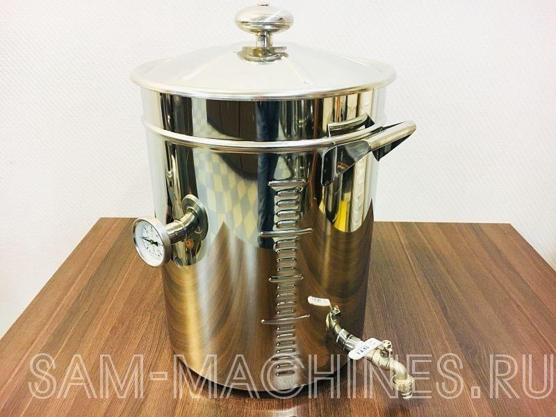 Домашняя пивоварня классическая самогонный аппарат финляндия 30 литров