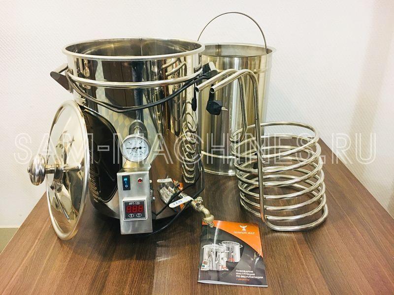 Готовы мини пивоварня домашняя пивоварня отзыв