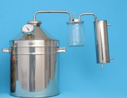 Производство самогонных аппаратов из нержавеющей стали самогонный аппарат феникс кристалл 30 литров отзывы
